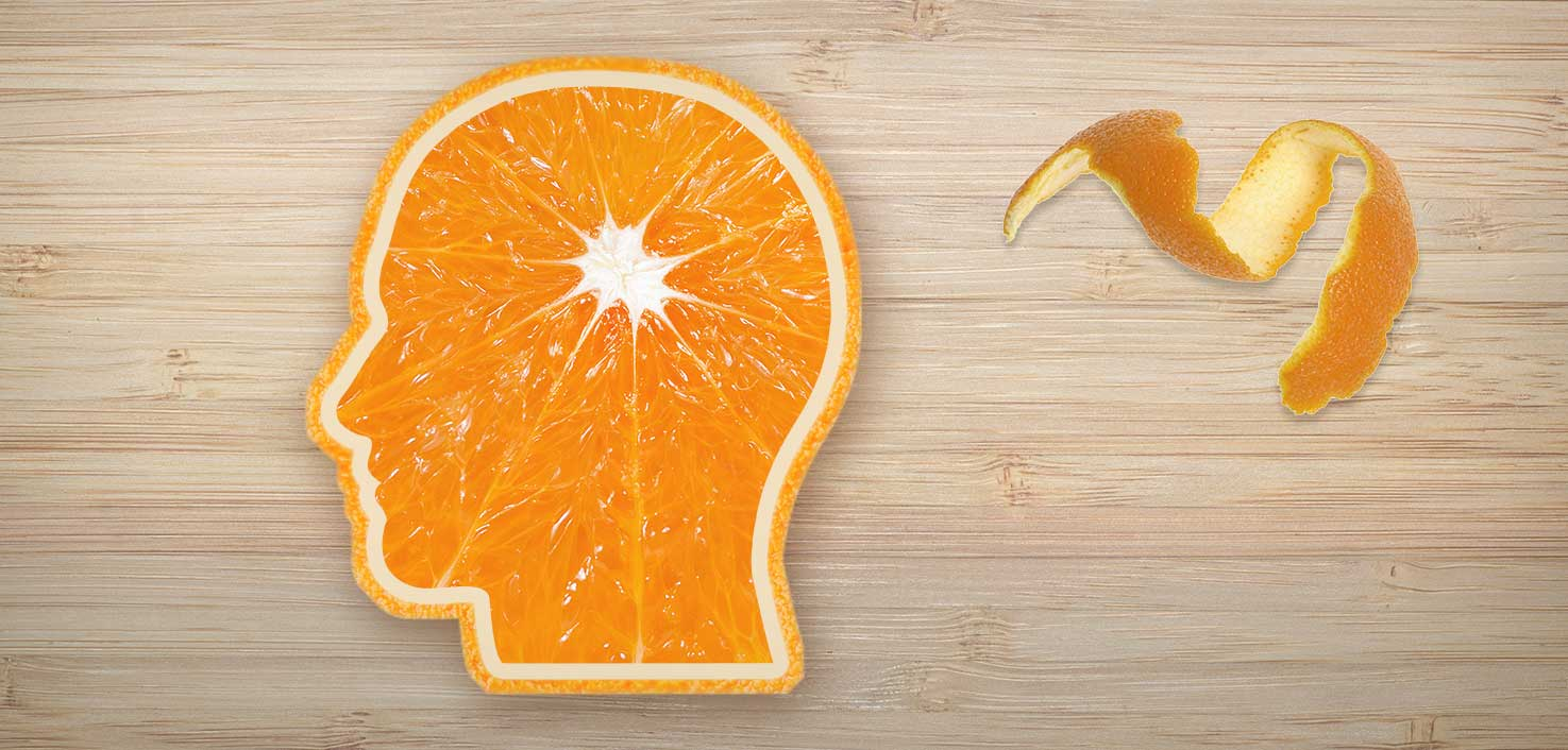 Eating citrus fruits every day may make you less likely to develop dementia.